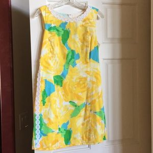Lilly Pulitzer shift dress - never worn, no tags